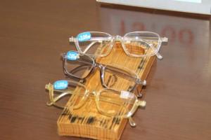 Brillen in drei Stärken