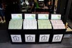 Tees in diversen Sorten